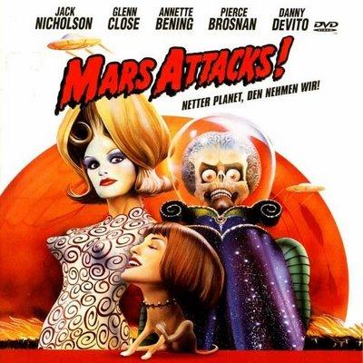 09. Mars Attacks!